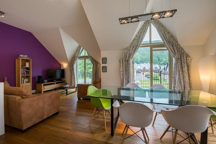 Mains of Taymouth, Kenmore - 4*  The White House, sleeps 6 with hot tub