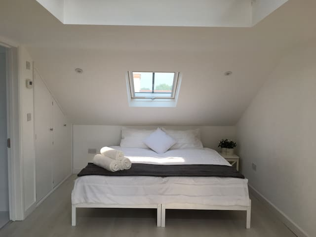 Lovely Loft space in the heart of Cambridge ❤️