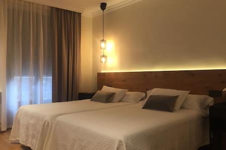 Dormitorio (opción 2 camas)