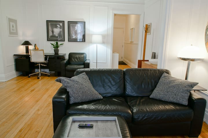 Beautiful Apartment in Montreal (Outremont)