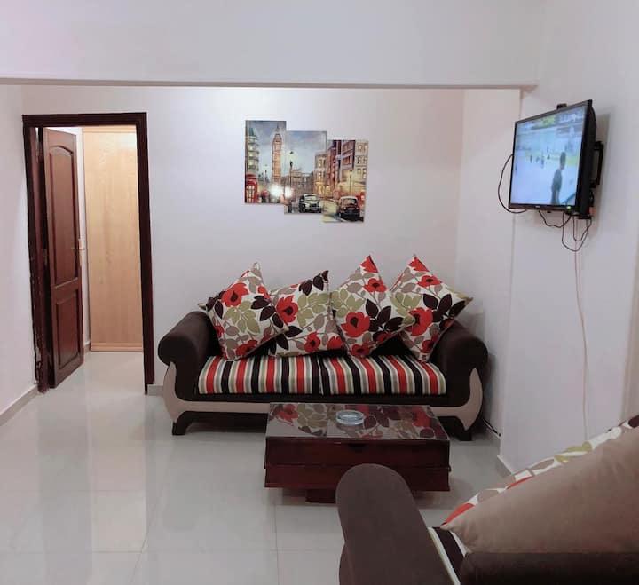 Apartment in Agouza near Mohandesen,Nile,downtown