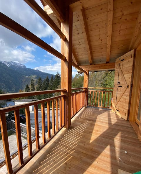 Mountain Mama Chalet: Peace and Independence