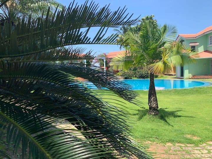 Leisure By The Beach Goa