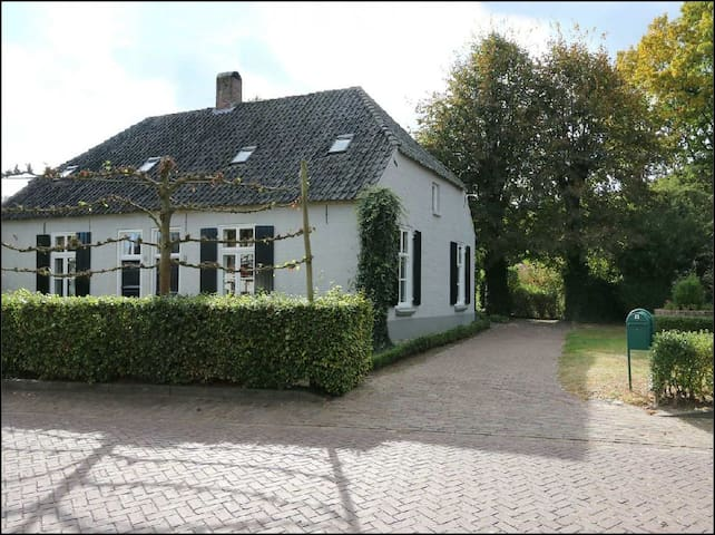 Logeren in B&B De Stokhoek, Sint Michielsgestel - Sint-Michielsgestel - Penzion (B&B)