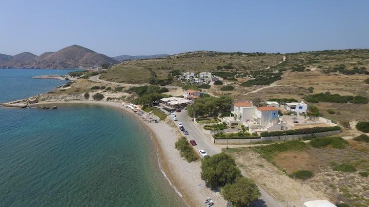 Beach house, Chios-Komi