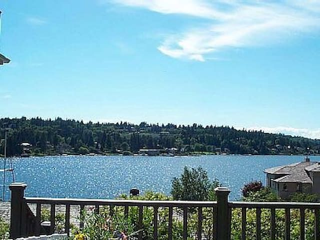 Waterfront View Cottage5 Stars!Ask about specials!