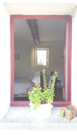 Chambre d'hôte au calme - Avesnes-les-Aubert - Apartamento