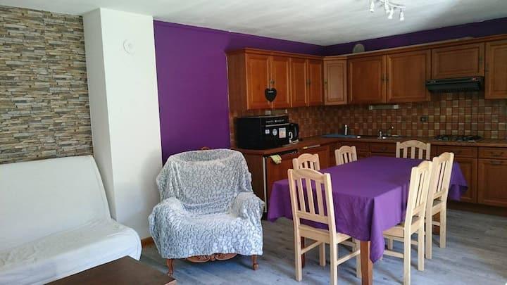 Appartement Montagne 2 à 6 personnes