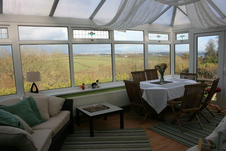 Belvedere, Antony - Cornwall - Bed & Breakfast