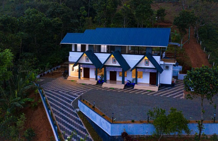 Gramina Resort Vagamon - Feel like your home