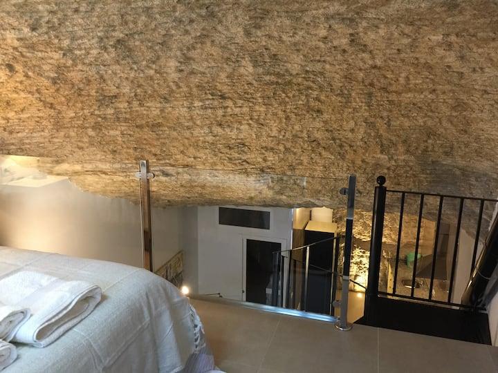 """Casa Cueva """"Un Rincón en la Roca"""""""
