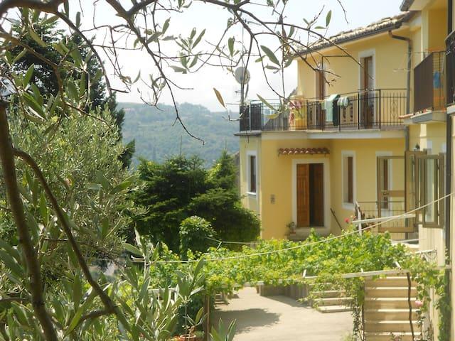Casa indipendente a Lago, vicino Amantea - Piscopie - House