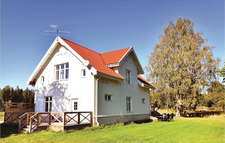 Holiday apartment with 1 room on 49 m² in Lyrestad