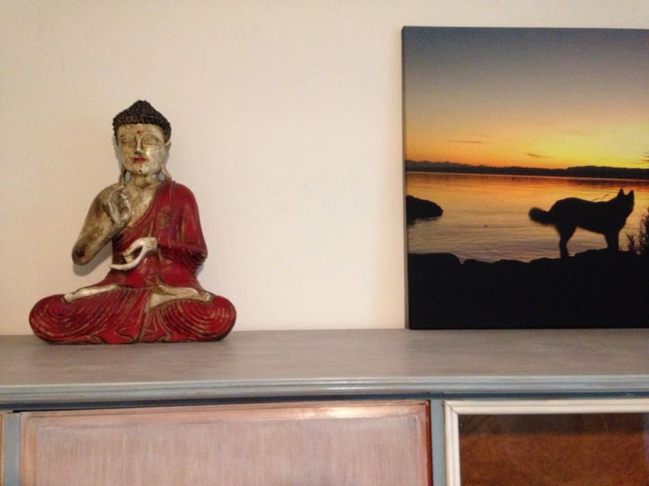 The Guestroom Buddha