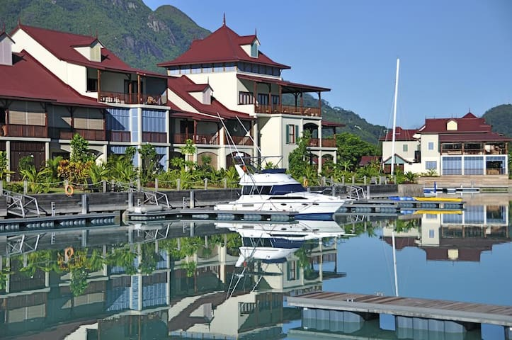 Eden Island Marina View 1 Bedroom Luxury Apartment