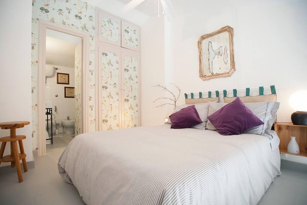 camera da letto matrimoniale francese
