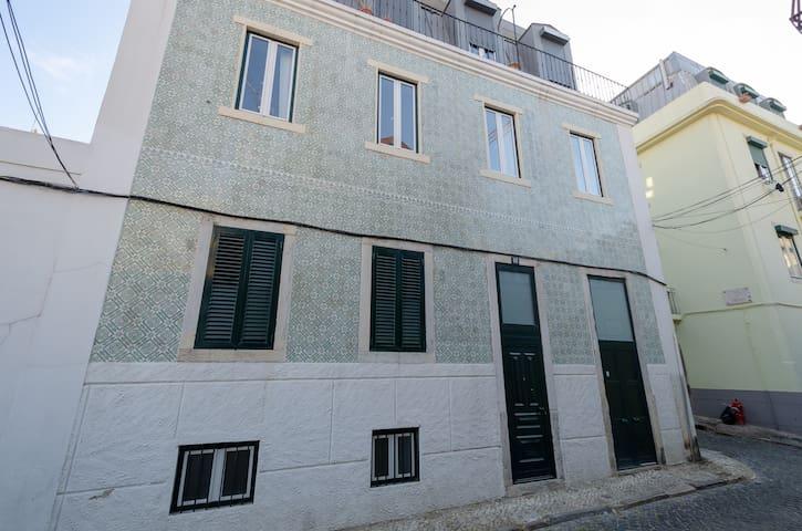 Lisbon Liberty Avenue