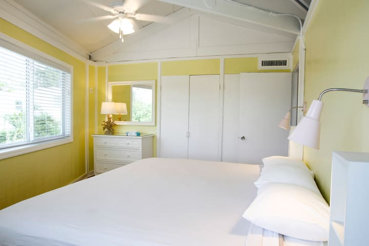 Master Bedroom at Topsider Resort