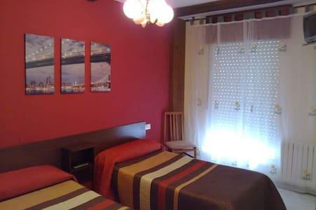 habitacion 2 primera planta - Samos - Casa de huéspedes