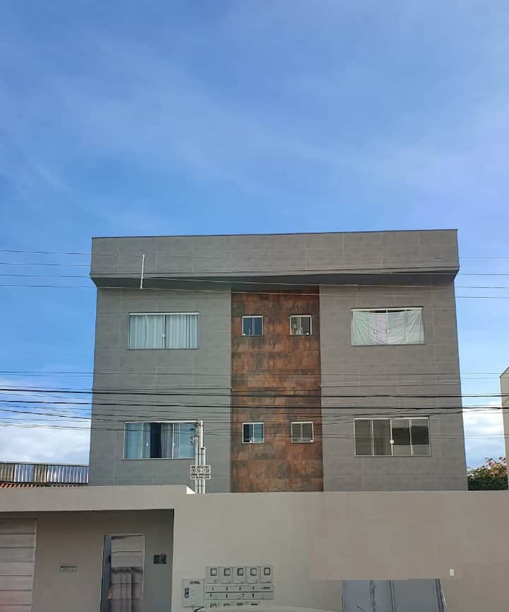 Apartamento próximo ao Buriti Shopping. Apto -6.