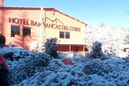 Hotel Barrancas DEL Cobre