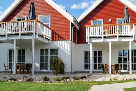 Premium Apartment im Marinapark - Wendisch Rietz