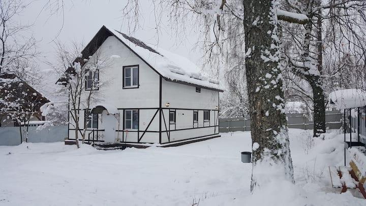 Дом в Степаново №2 Domstepanovo