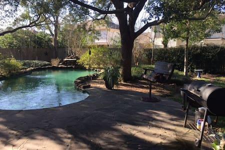 Superbowl weekend Room for rent. - Houston