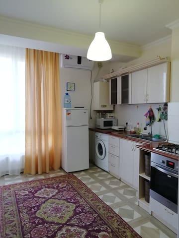 Artem's home