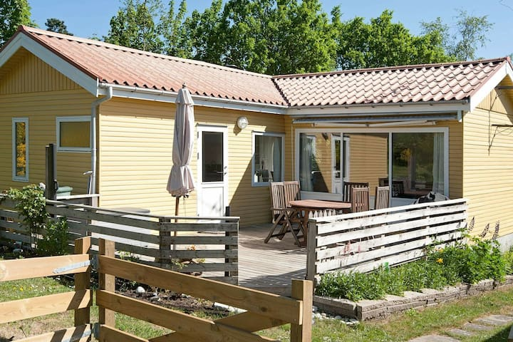 Luxurious Holiday Home in Ebeltoft with Terrace