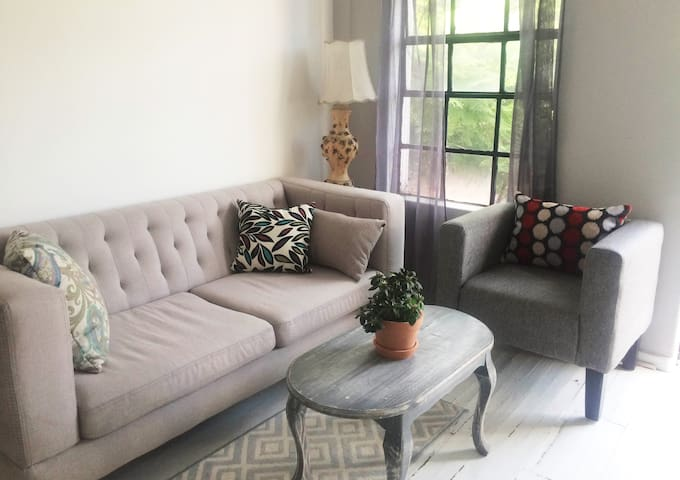 Cozy sunny flat, great location. - Ciudad de México - Appartement