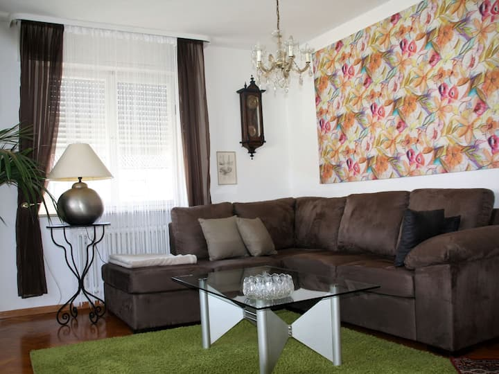 Klaus Pantel, (Dettingen unter Teck), Ferienwohnung 70qm, 2 Schlafzimmer, max. 3 Personen