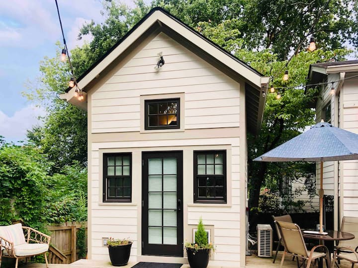 North Chattanooga Tiny House