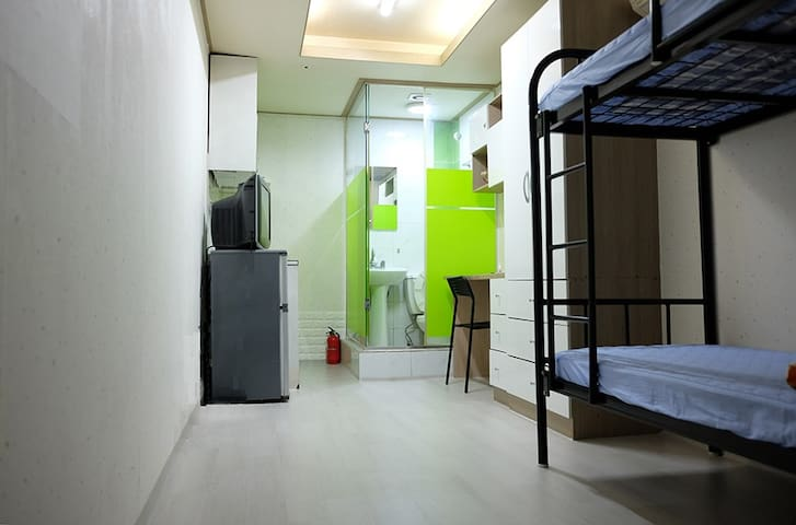 [Double room] Clean&Comfortable Conyhouse_B03