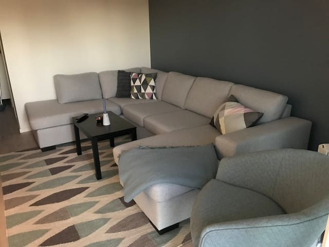 New apartment, with Privat room in Alta