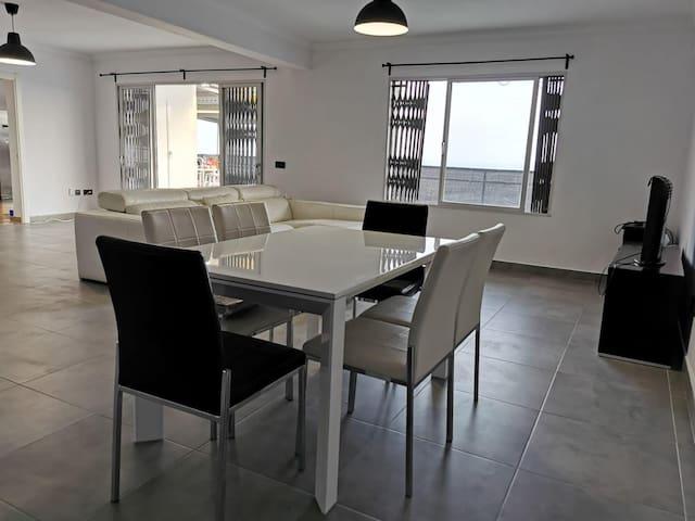 Alojamiento con vistas en Fuengirola