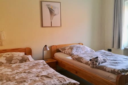 "Guest room ""TRIAS House"" in Dingolfing (#26) - Dingolfing - Hus"