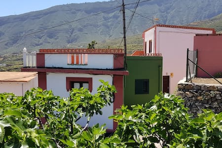 Canary Islands, Tenerife. RUSTIC HOUSE