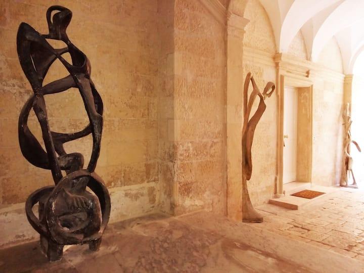 """ARCHETIPO-Domus Art Gallery-"" Pass centro storico"
