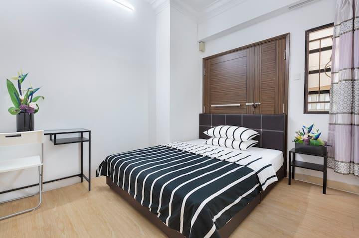 b5 Apt Room Near City 600m to Aljunied MRT