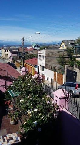 Casa a 10´ del centro de Valparaiso - Valparaíso - House