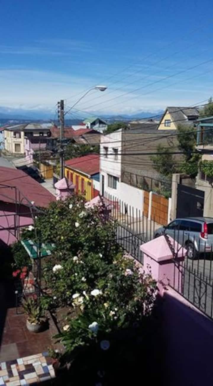 Casa a 10´ del centro de Valparaiso