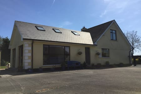 Double Room Perfect for Boyne Valley Sightseeing