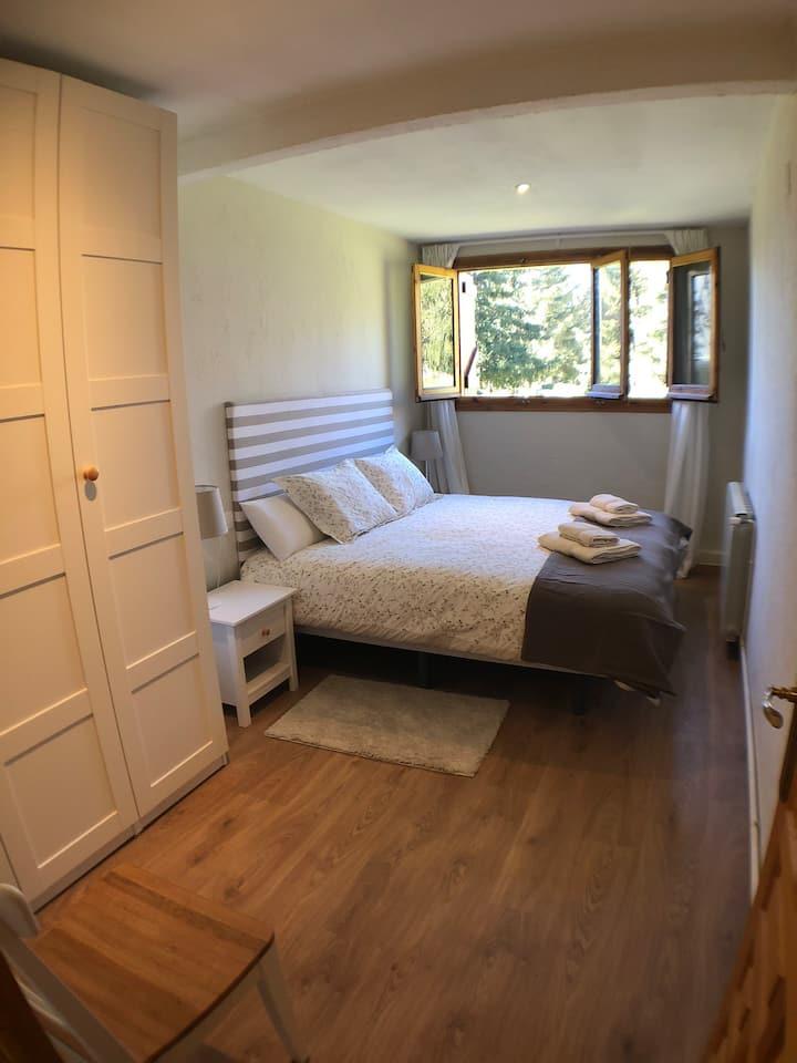 Preciosa y confortable casita en la pradera