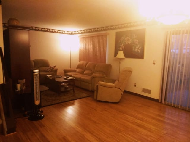 Private Room in Edison,NJ - Edison - Huis