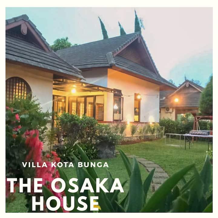 Osaka House Villa Kota Bunga