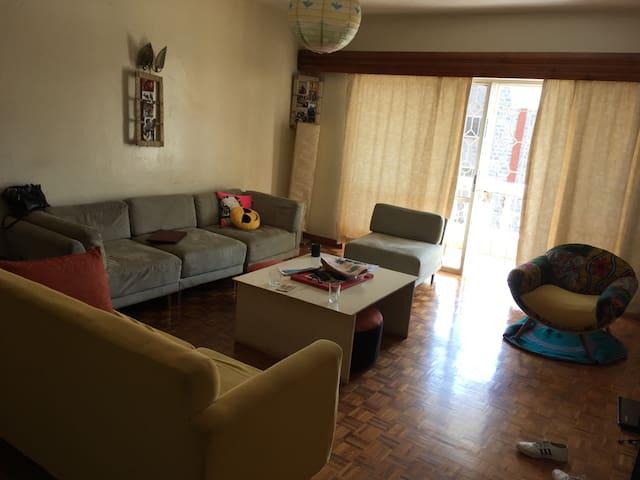 Spacious apartment, great location - Nairobi - Flat
