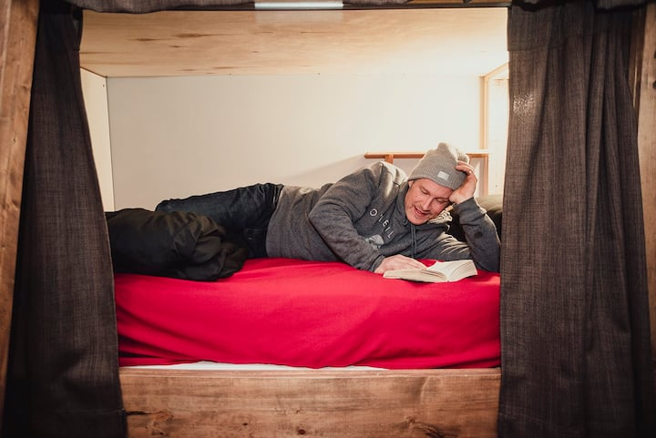 The Haven Hostel - Bed in Male Bunk Dormitory