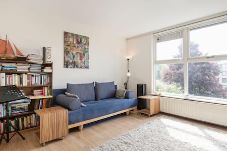 2-p apartment in Bilthoven near Utrecht/Amsterdam