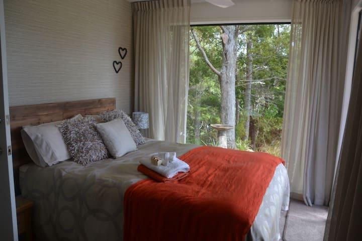 Tui Vista -  Relax with amazing sea and bush views